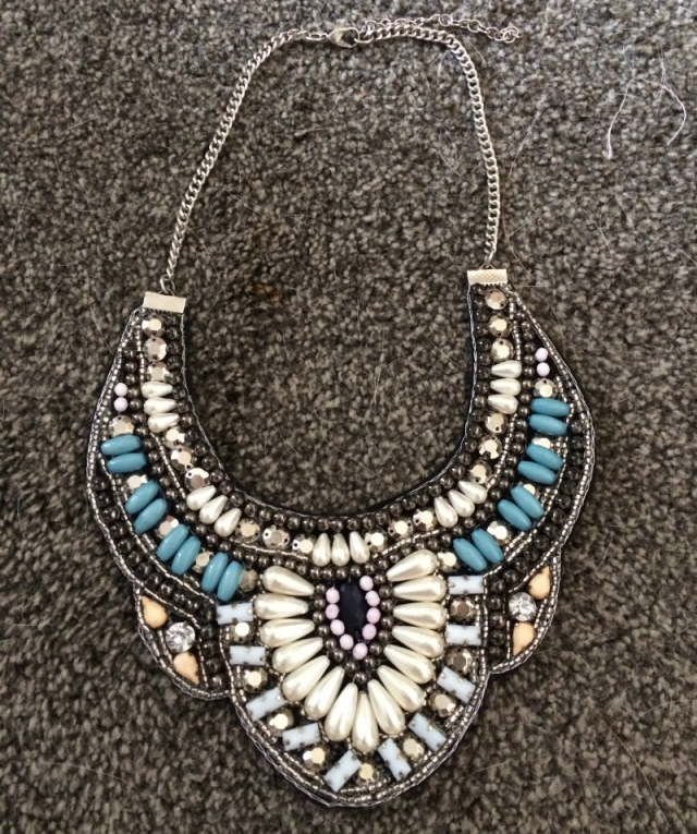 Statement Necklace 1 - BHS