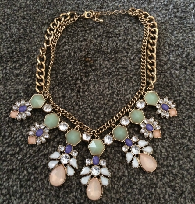 Statement Necklace 2 - Primark