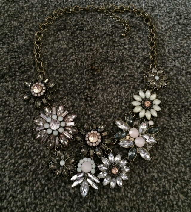 Statement Necklace 3 - Primark