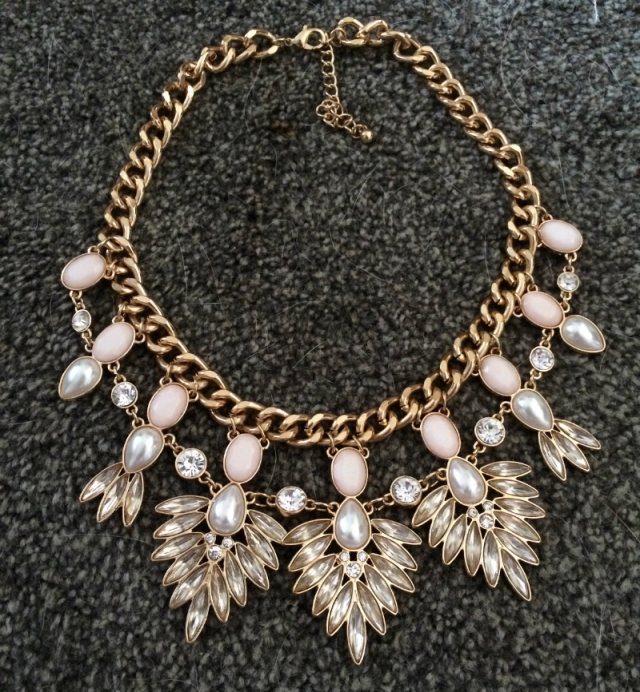 Statement Necklace 4 - Primark